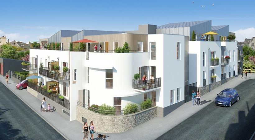 Appartement T3 neuf - Saint-Michel