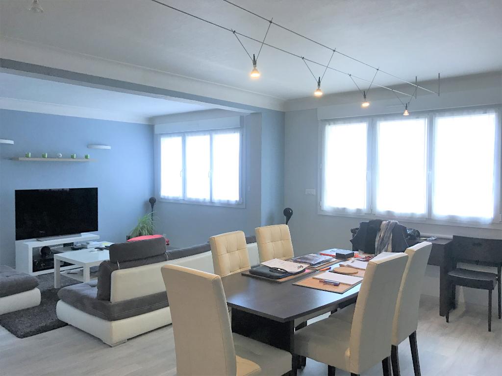 Brest St Martin Appartement T4 avec garage !
