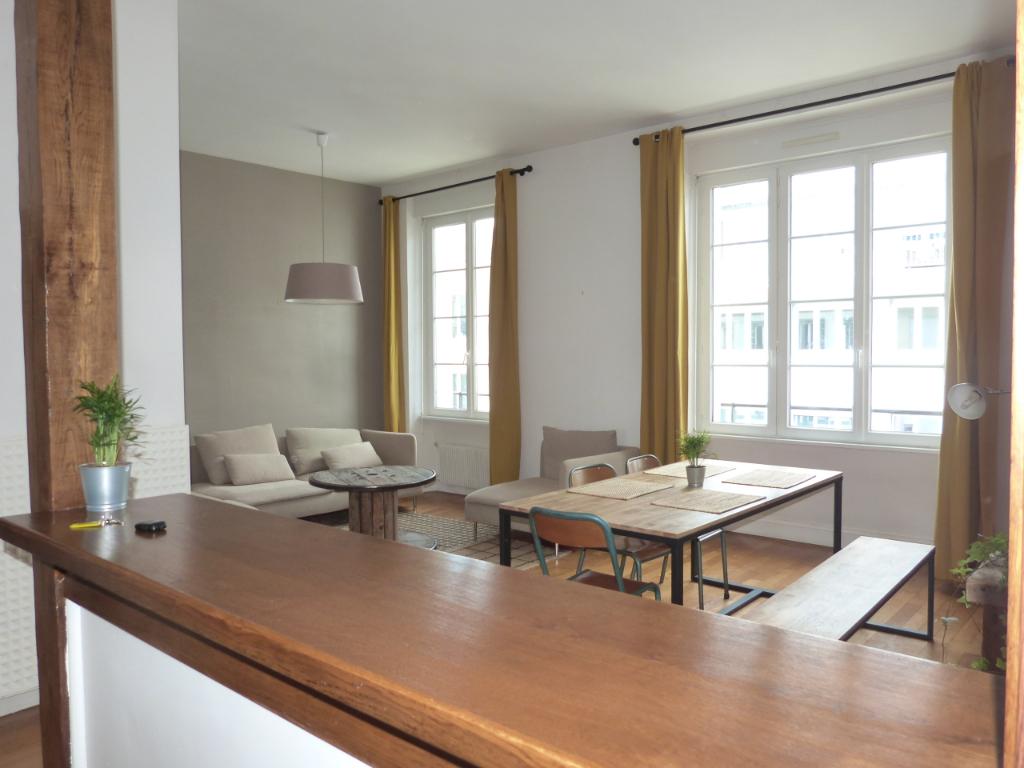 Brest Centre Ville  Appartement type 4 coup de coeur