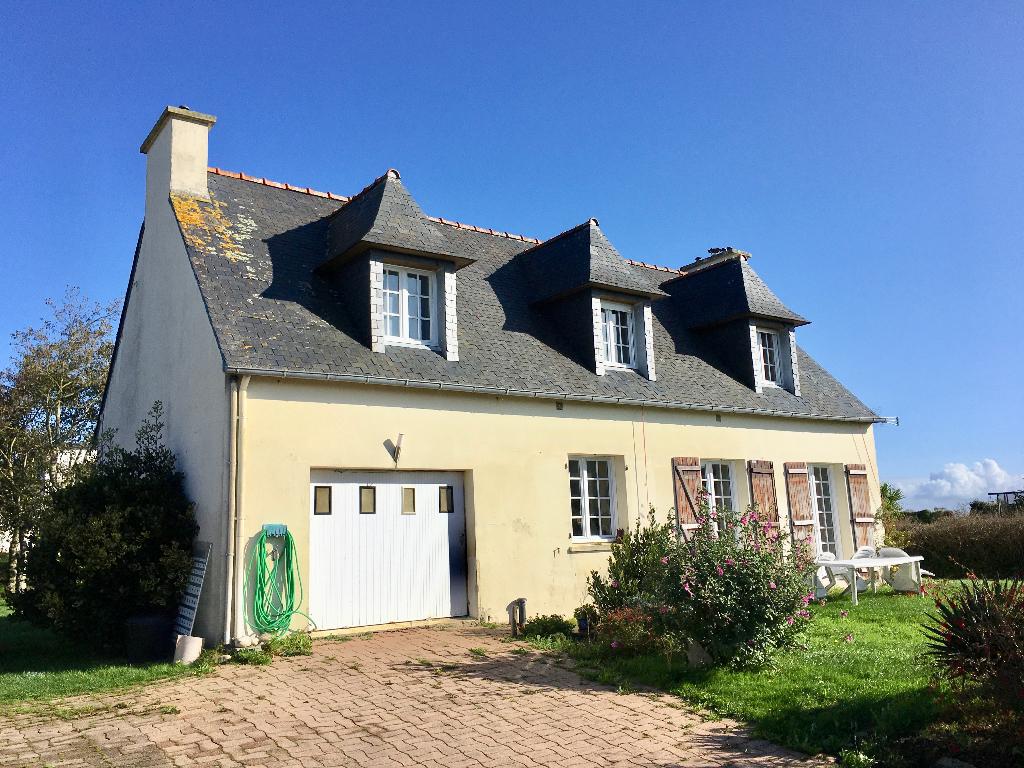 Maison néo-bretonne 150 m2 Lampaul Ploudalmézeau