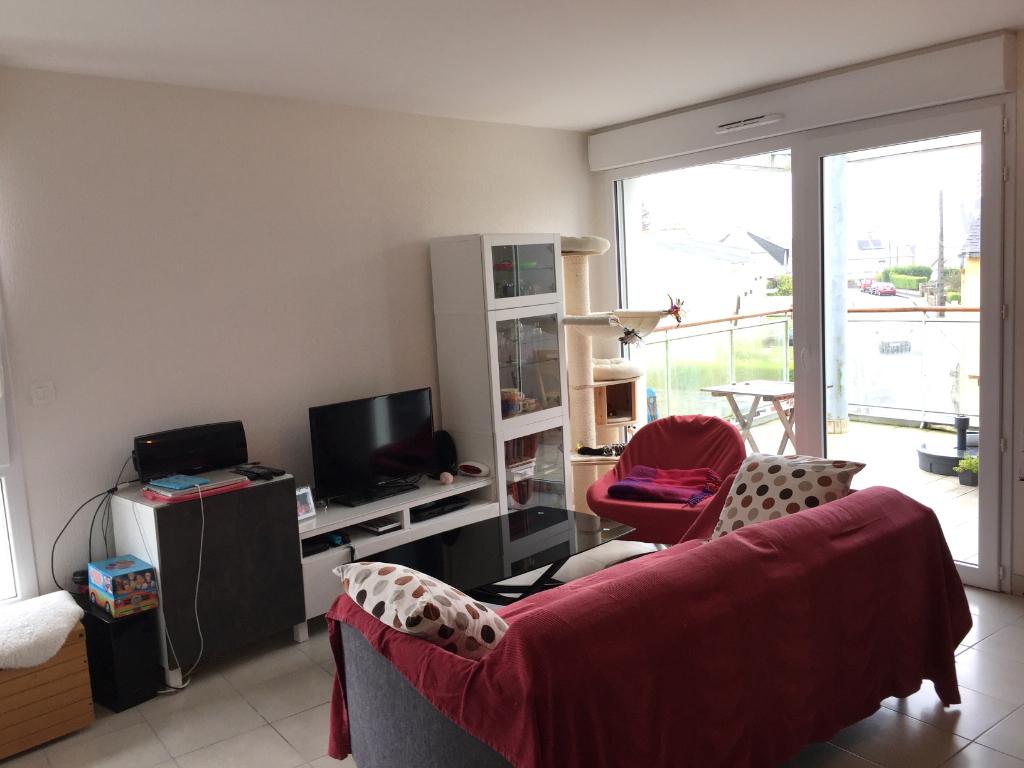GUILERS - Appartement T3 récent de 60m² avec balcon et deux places de parking