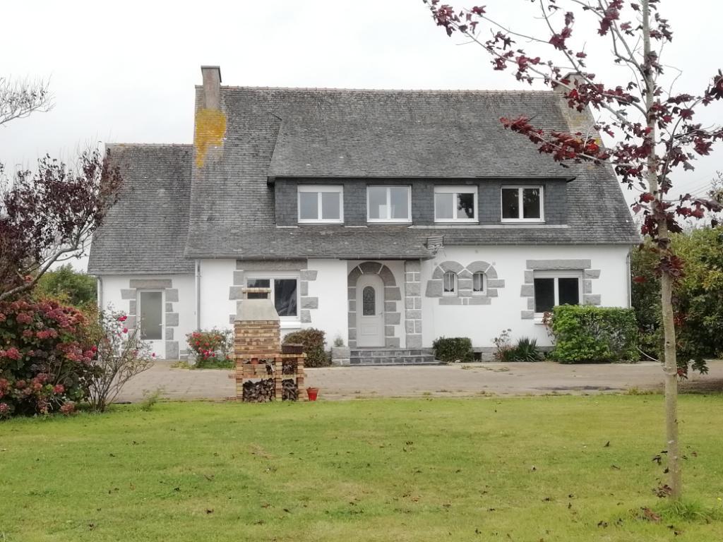 Ploudalmézeau - Belle demeure familiale 203 m²
