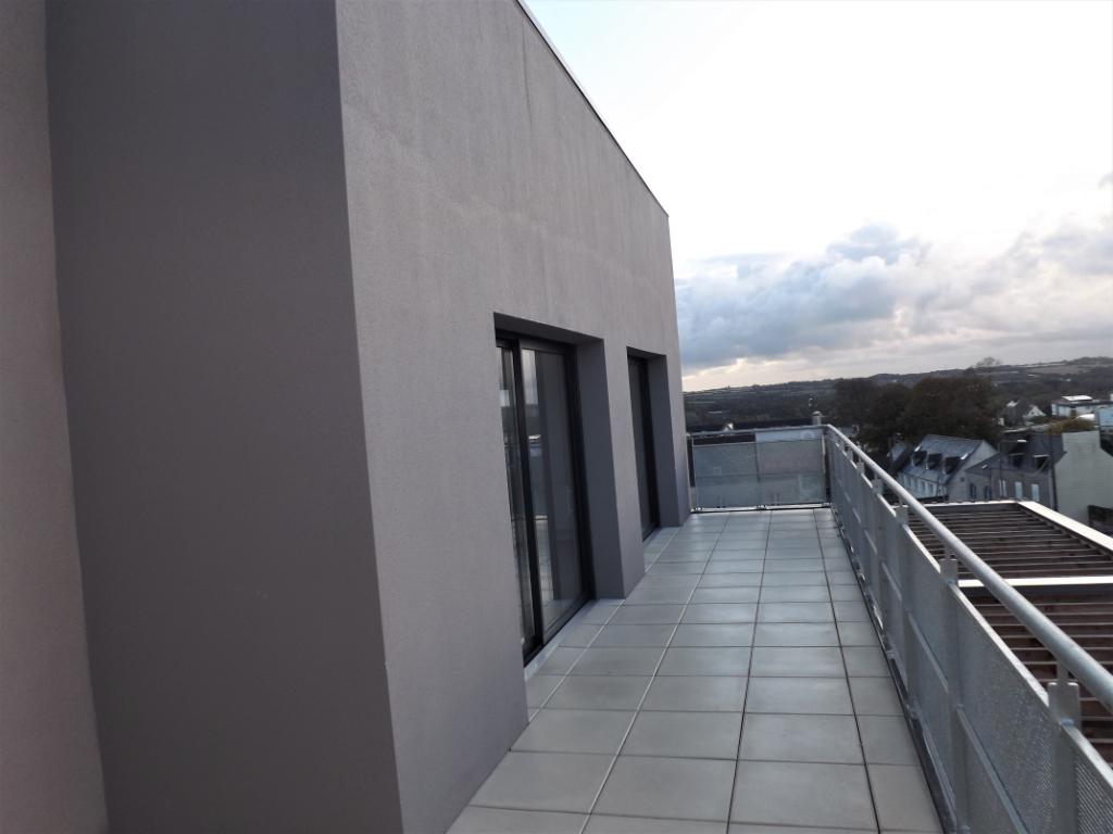Appartement Neuf Saint-renan 3 chambres 91.7 m2