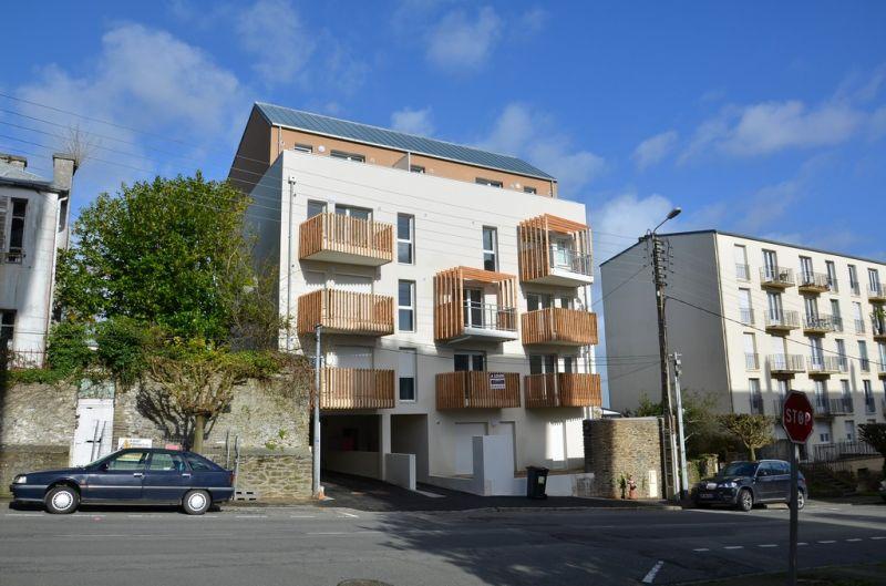 BREST RIVE DROITE - T2 de 43m² BBC avec parking et ascenseur
