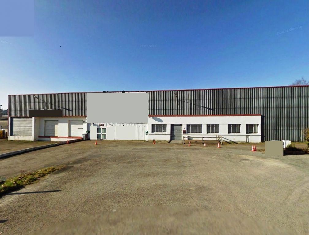 Entrep t local industriel quimper cci quimper cornouaille page 1 - Hangar a vendre liege ...