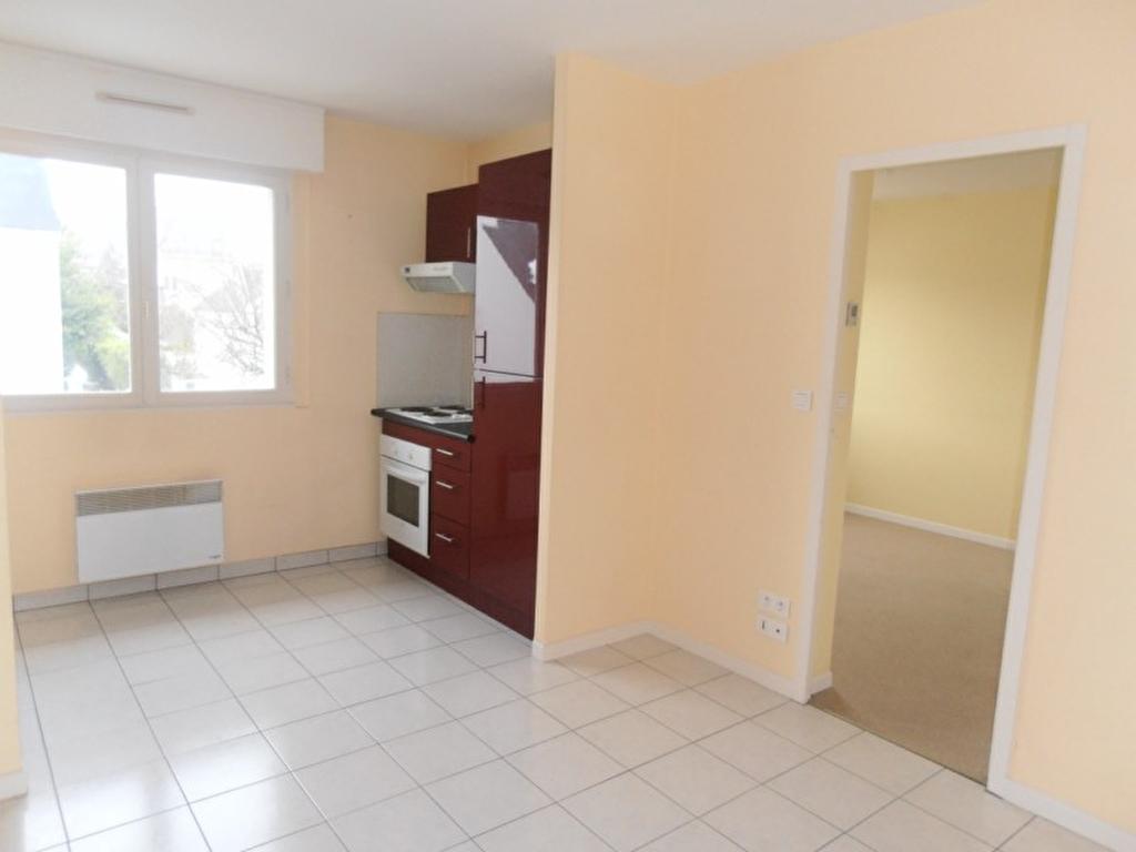 Appartement Nantes 2 pièce(s) 31 m2