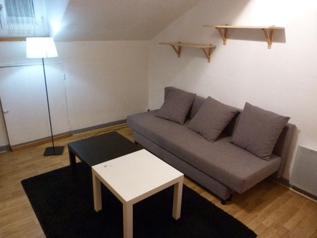 Studio meublé centre ville