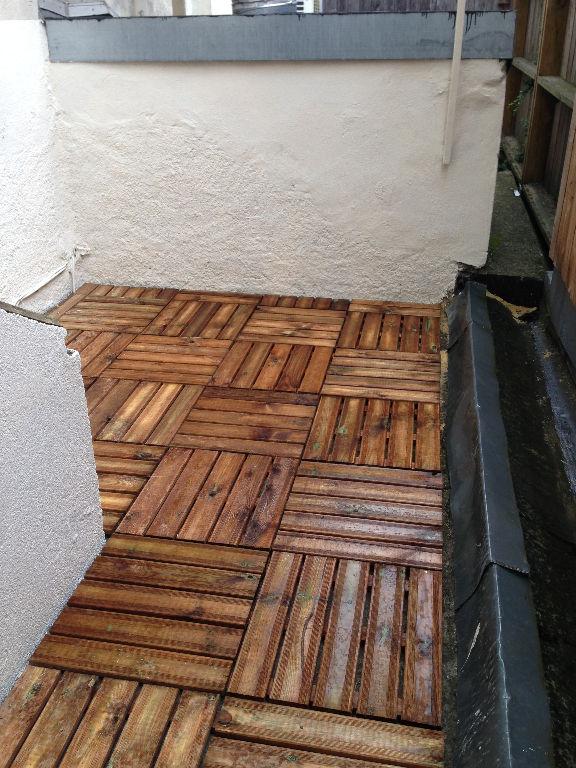 Appartement Nantes 1 pièce(s) 15 m2 avec terrasse
