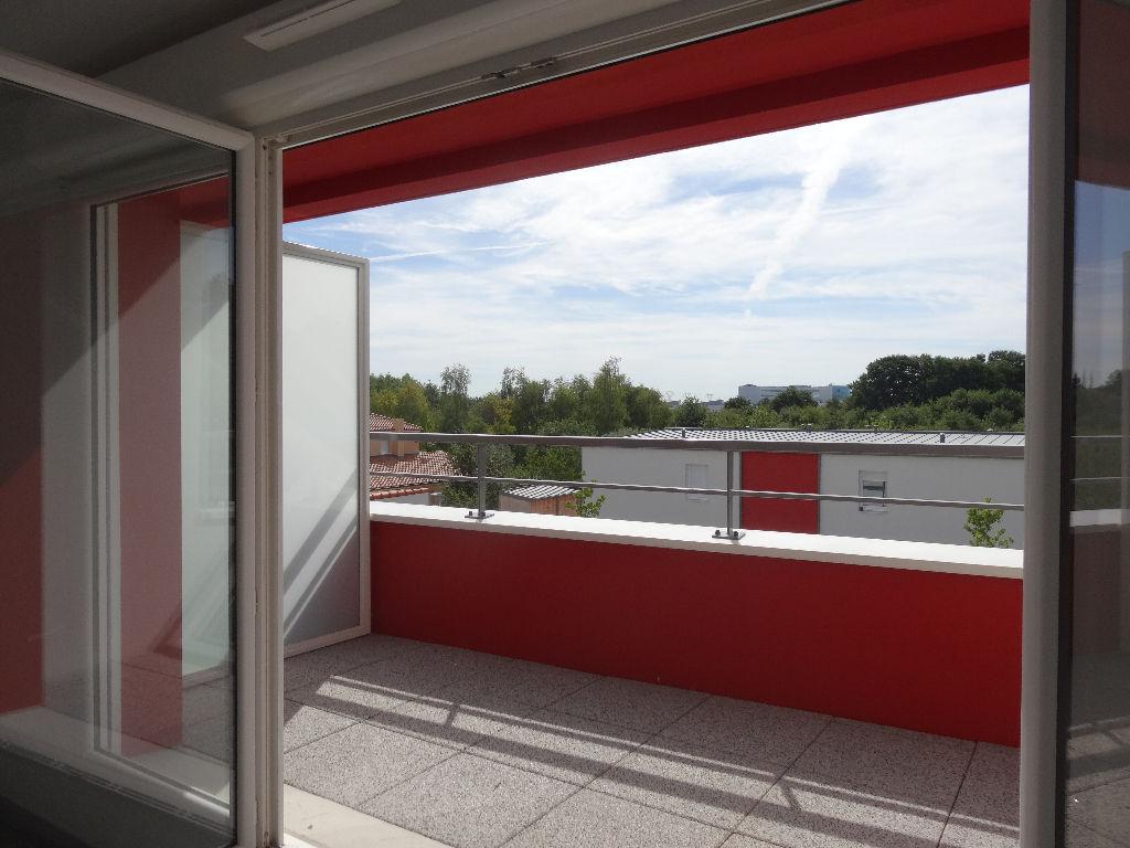 Appartement récent Rezé T3 avec terrasse et parking