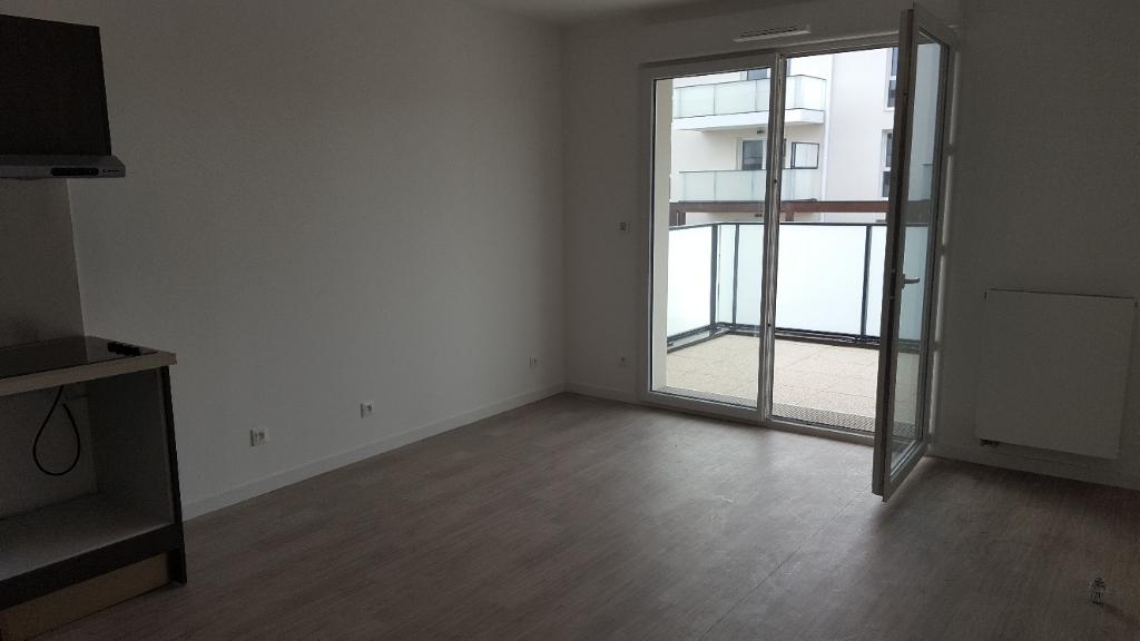 T2 neuf de 41,05m² avec balcon route de Clisson