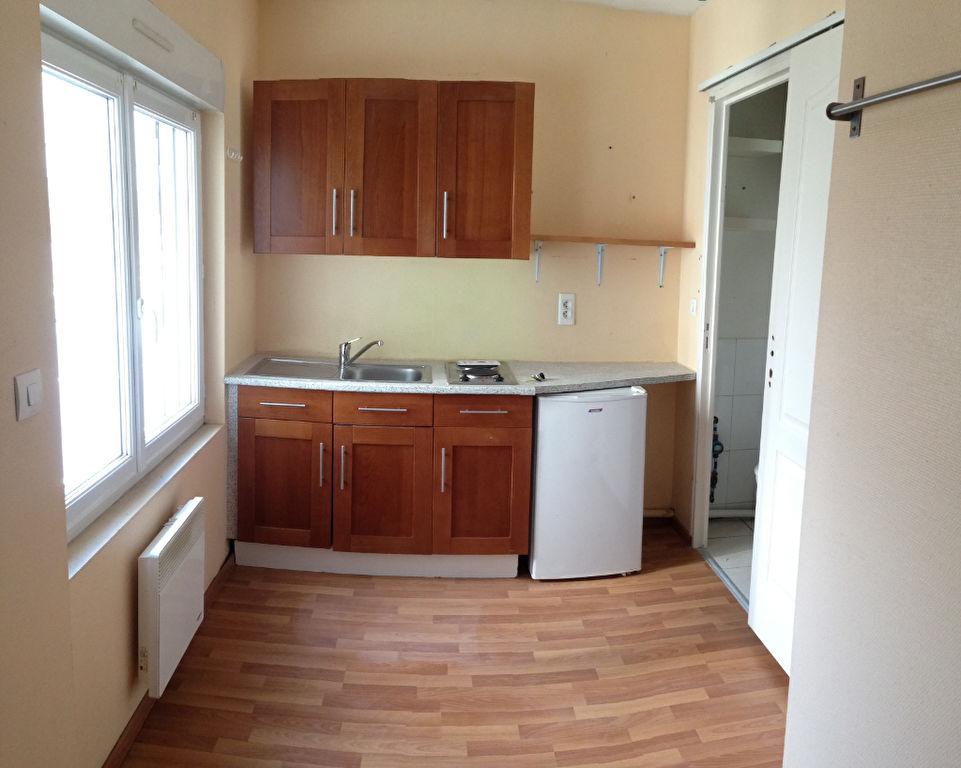 Appartement Nantes 1 pièce(s) 20 m2