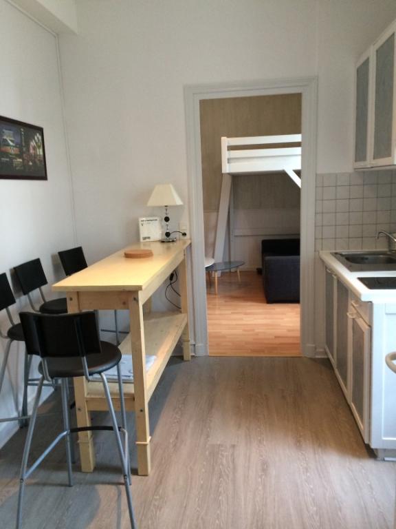 Appartement T1 meublé de 27.22m²