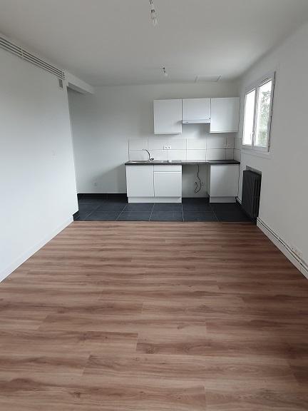 Appartement lumineux 57.33m²