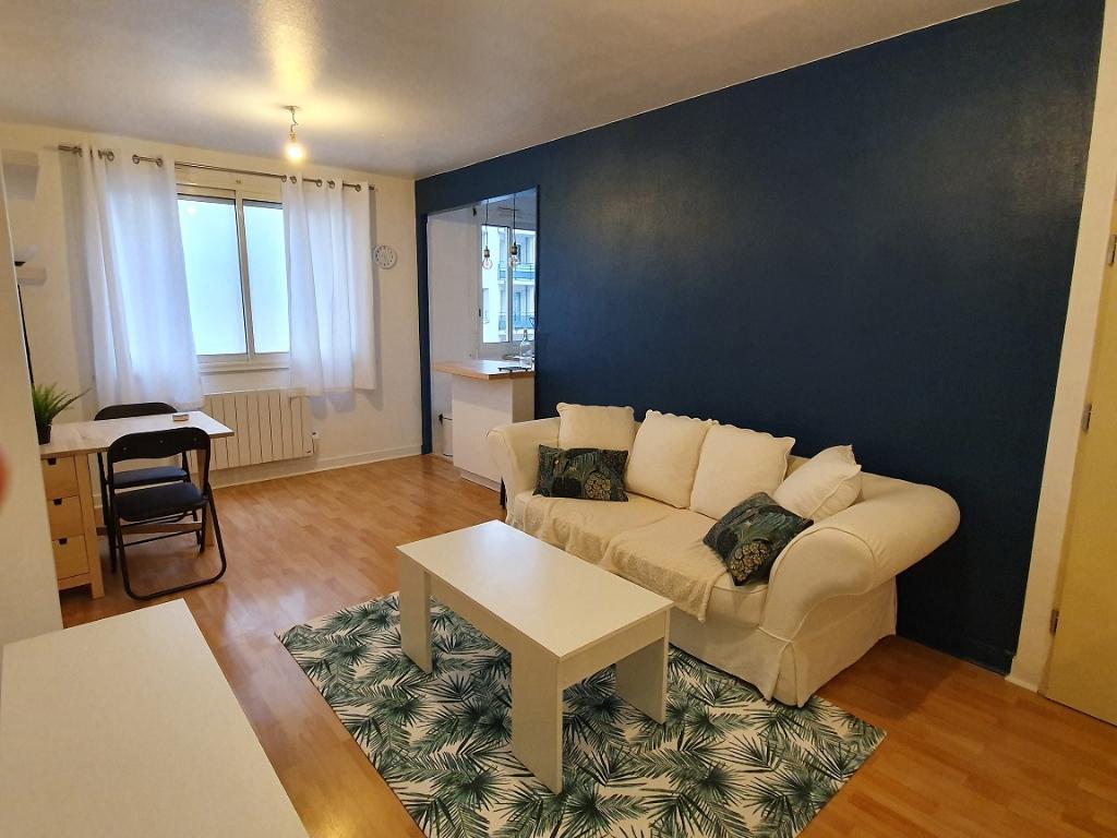 Appartement T2 meublé - centre ville de Nantes