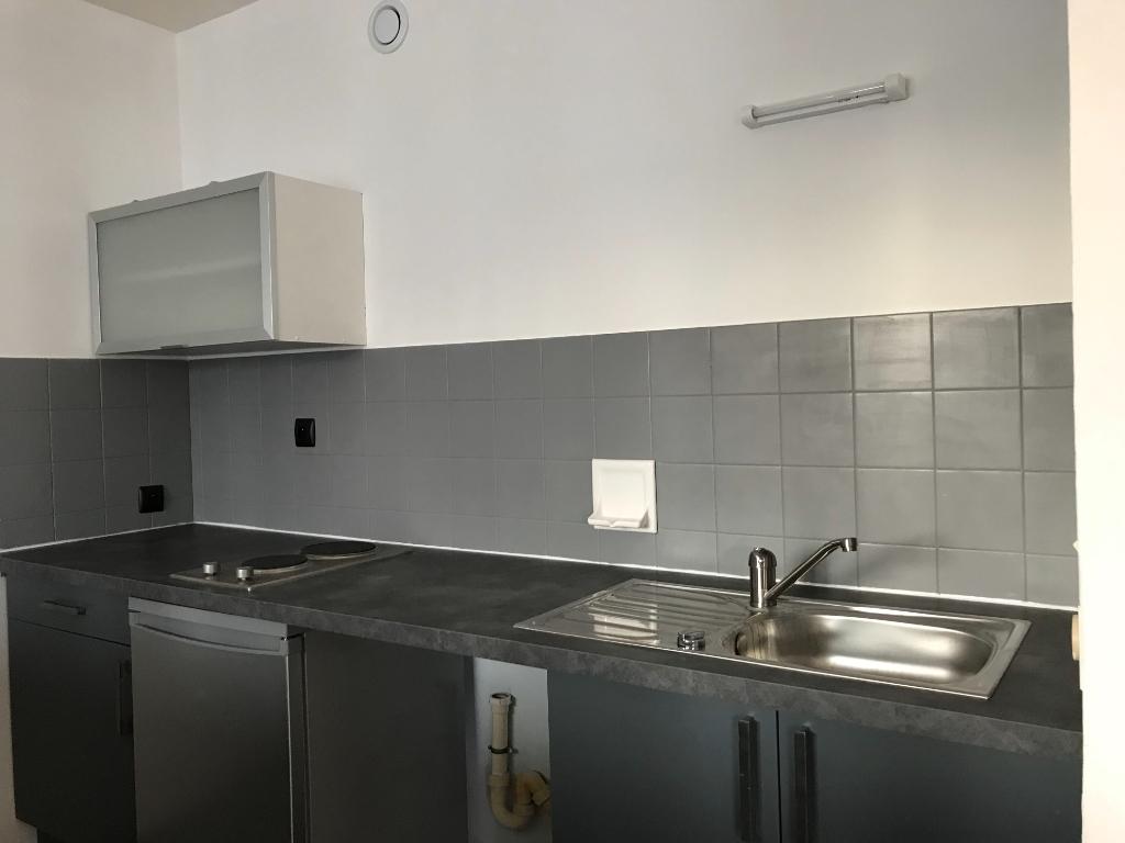 Appartement Nantes T1 bis 43.54 m2