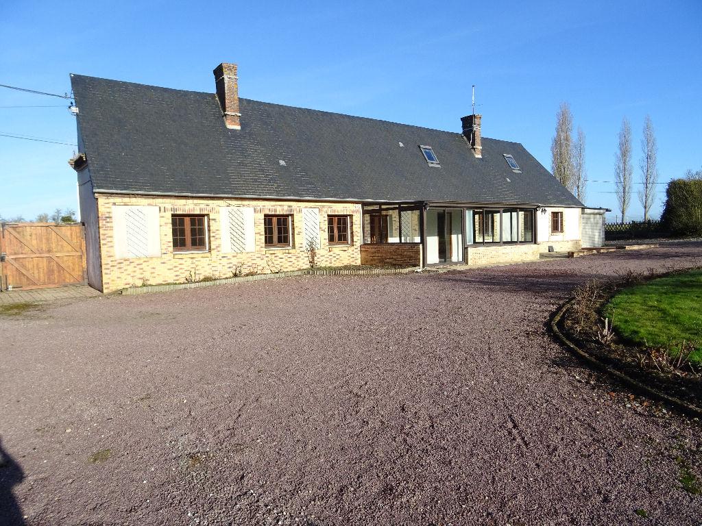 maison à louer Emanville