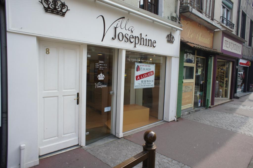 local commercial en vente Evreux centre