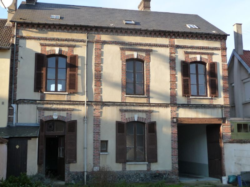 maison en vente La bonneville sur iton
