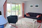 Location saisonnière St Cast: Appartement 3 pièces duplex VUE MER