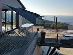 Rive Sud superbe villa contemporaine f7 avec piscine 360m2 vue imprenable