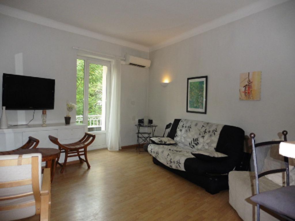Ajaccio Cours Napoléon Appartement  2 pièces - 55 m2 avec balcon