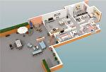 Ajaccio Sanguinaires Programme neuf le Panoramique T4 102.17 m2