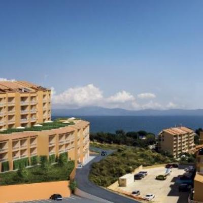 Ajaccio Sanguinaires le Panoramique  appartement T3 77 m² vue imprenable