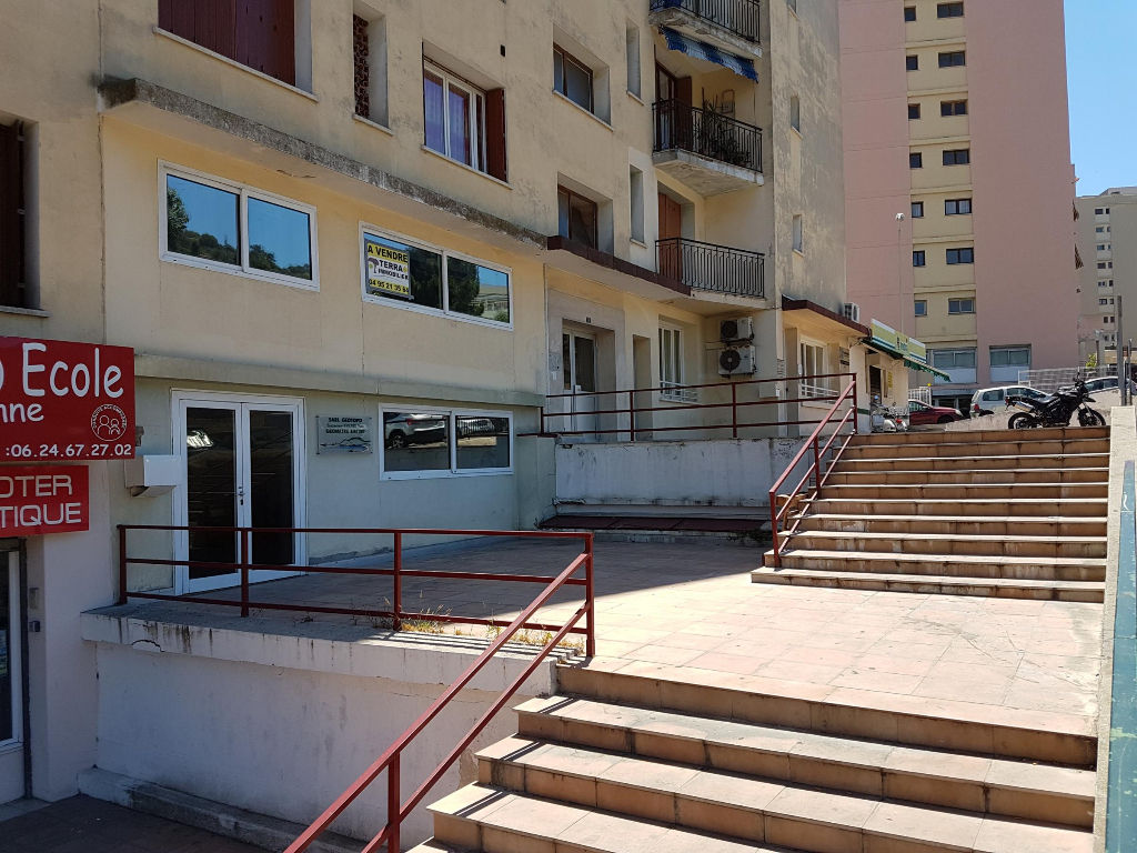 Local commercial Ajaccio 145 m2