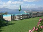 Hauteurs de Porticcio villa récente F5+F2  magnifique vue mer et montagne