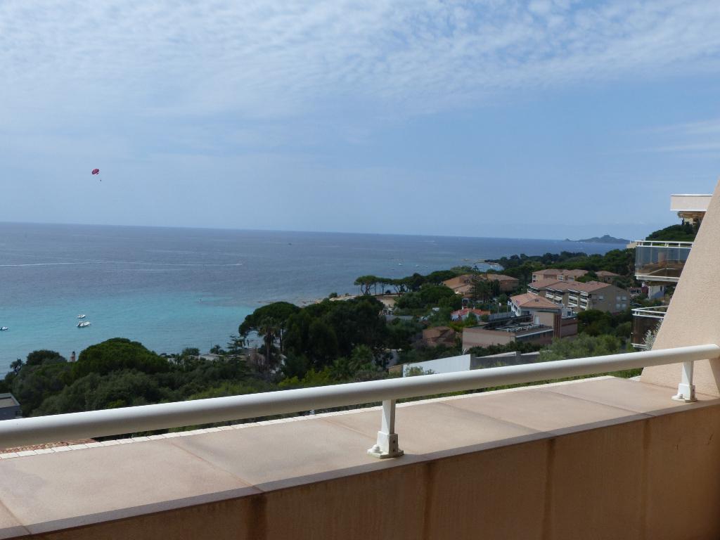 Ajaccio Sanguinaires Barbicaja  3 pièce(s) 79 m2 vue mer avec garage