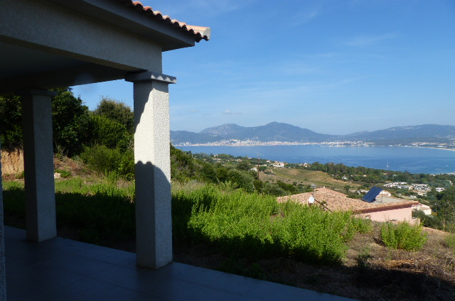 Porticcio Villa récente très  belle vue Mer 5 pièce(s) 143 m2