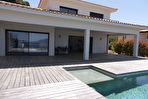 Demeure de prestige  Rive Sud belle  Vue Mer.  4 pièce(s) avec piscine