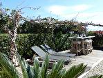 Sanguinaires appartement d'exception  130 m² bord de mer avec garage et jardin