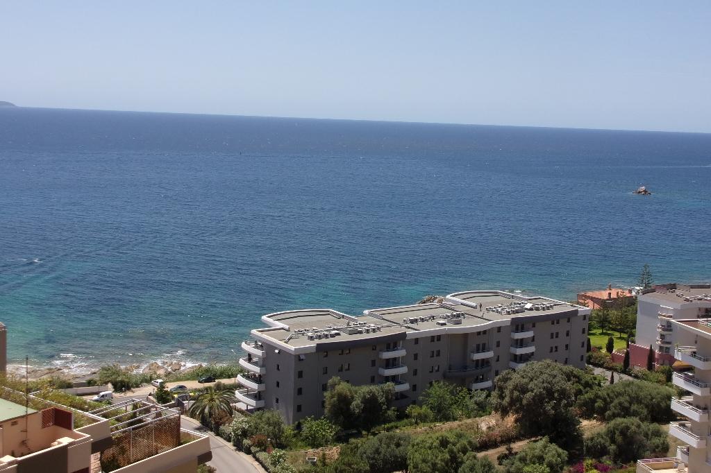 Appartement neuf  de standing Ajaccio Sanguinaires 3 pièce(s) 102 m2 vue mer