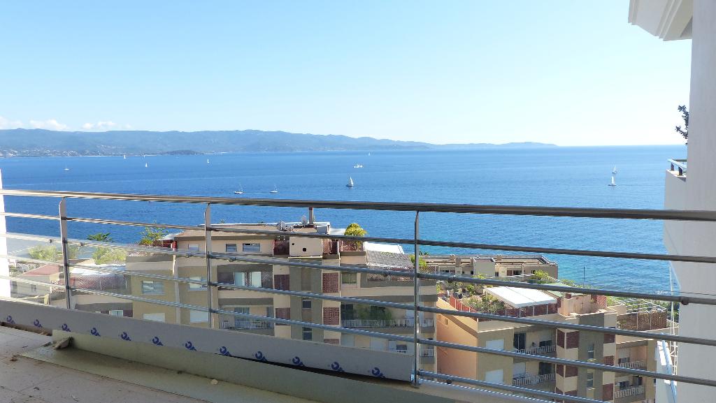 Appartement duplex  Ajaccio  Sanguinaires 3 pièce(s) 95 m2 vue imprenable