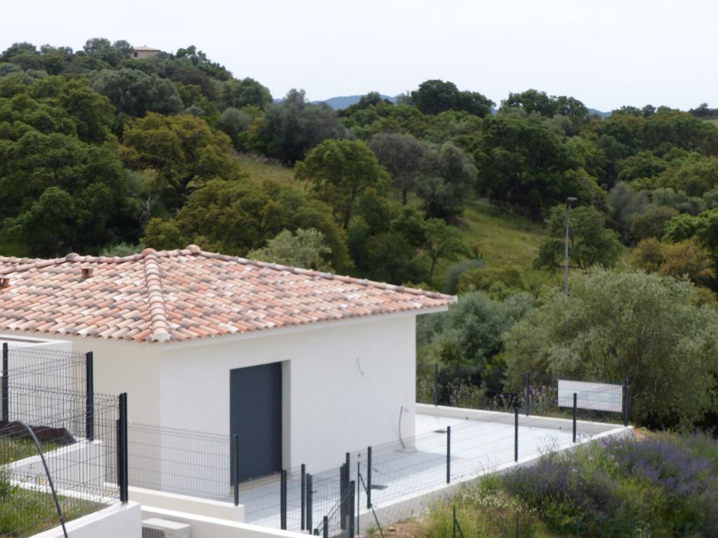 Maison récente vue mer Bastelicaccia 3 pièce(s) 70 m2 avec jardinet