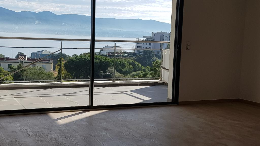 Ajaccio Appartement  4 pièce(s) récent  le genovese entrée de ville belle vue