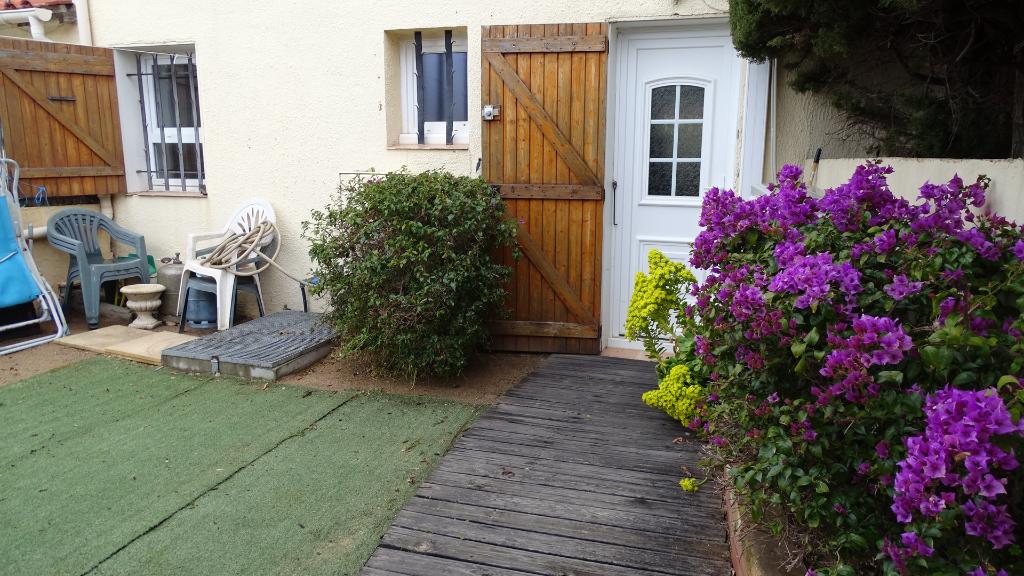 Mini villa secteur  Albitreccia 3 pièce(s) 55 m2 avec jardinet proche plage Agosta