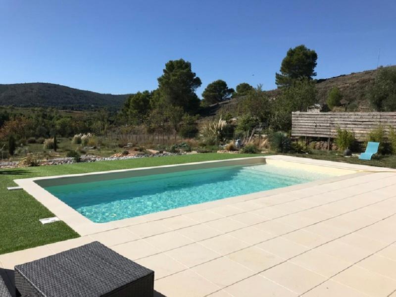 Charmante Villa Douzens 7 pièce(s) 204 m2 avec piscine vue dégagée