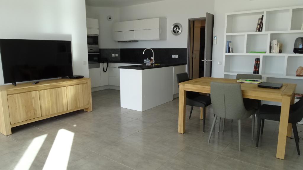 Porticcio Appartement  récent  4 pièce(s) 78 m2 avec  jardin privatif  proche plage