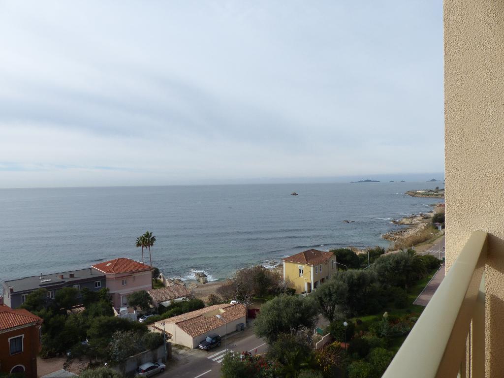 Ajaccio Route des Sanguinaires  4 pièce(s) 145 m2 dernier Etage vue mer