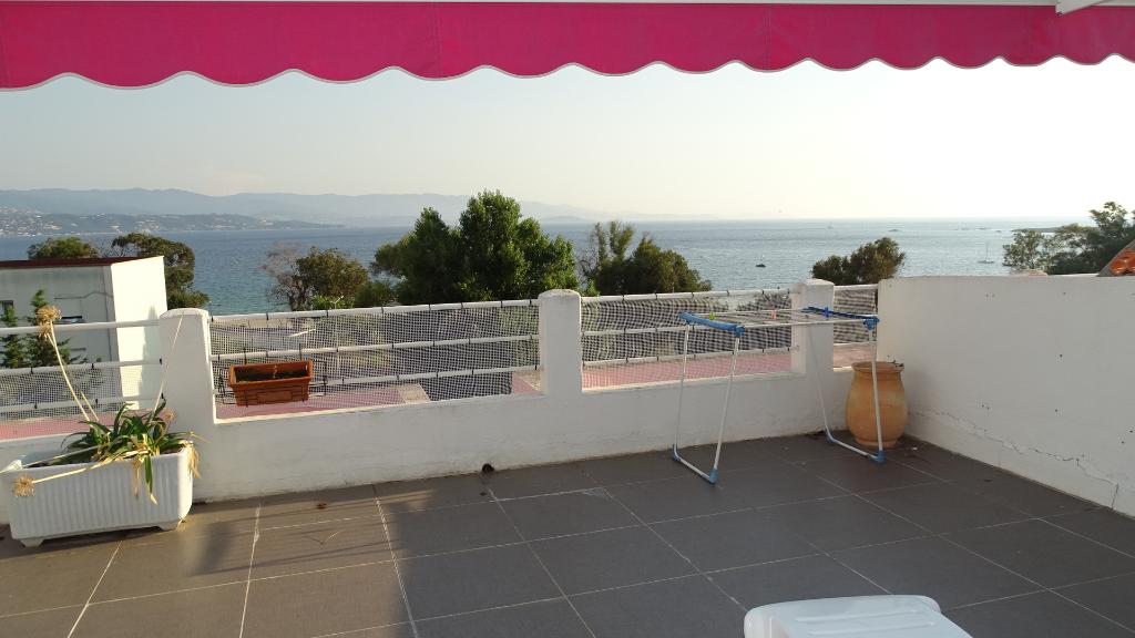 Ajaccio 4 pièce(s) 118 m2 Secteur Ricanto avec vue mer