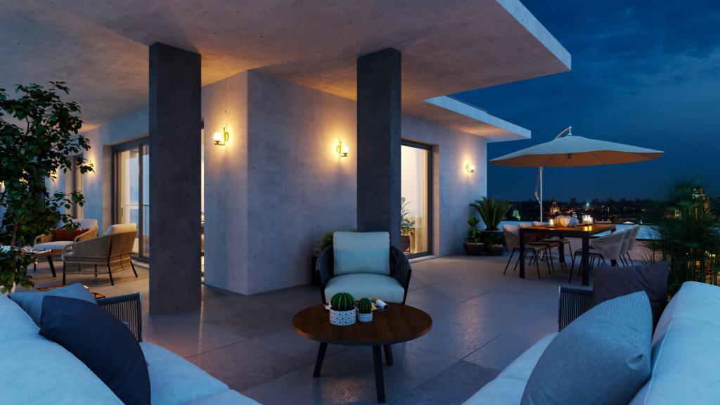 Rive Sud Albitreccia  Appartement  4 pièce(s) 107 m2 vue mer bord de mer
