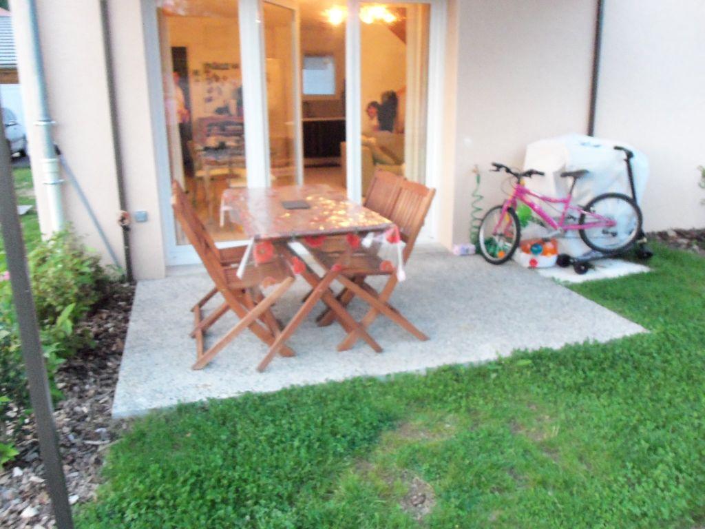 Appartement Aurillac 4 pièce(s) avec jardin