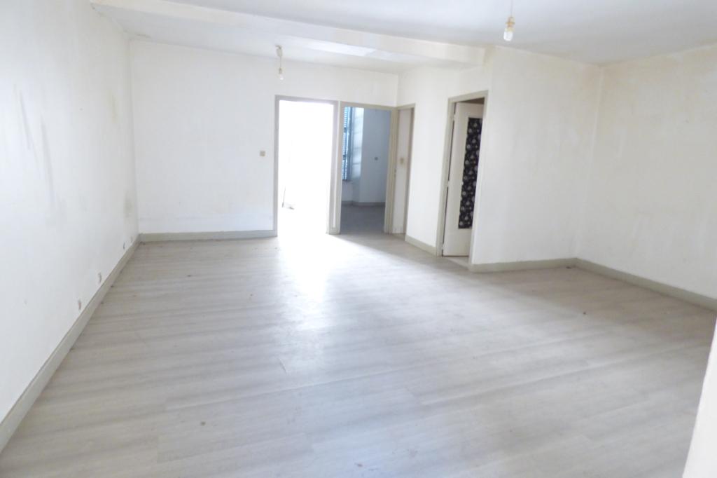 Appartement Aurillac Mairie 3 pièce(s) 65 m2 balcon