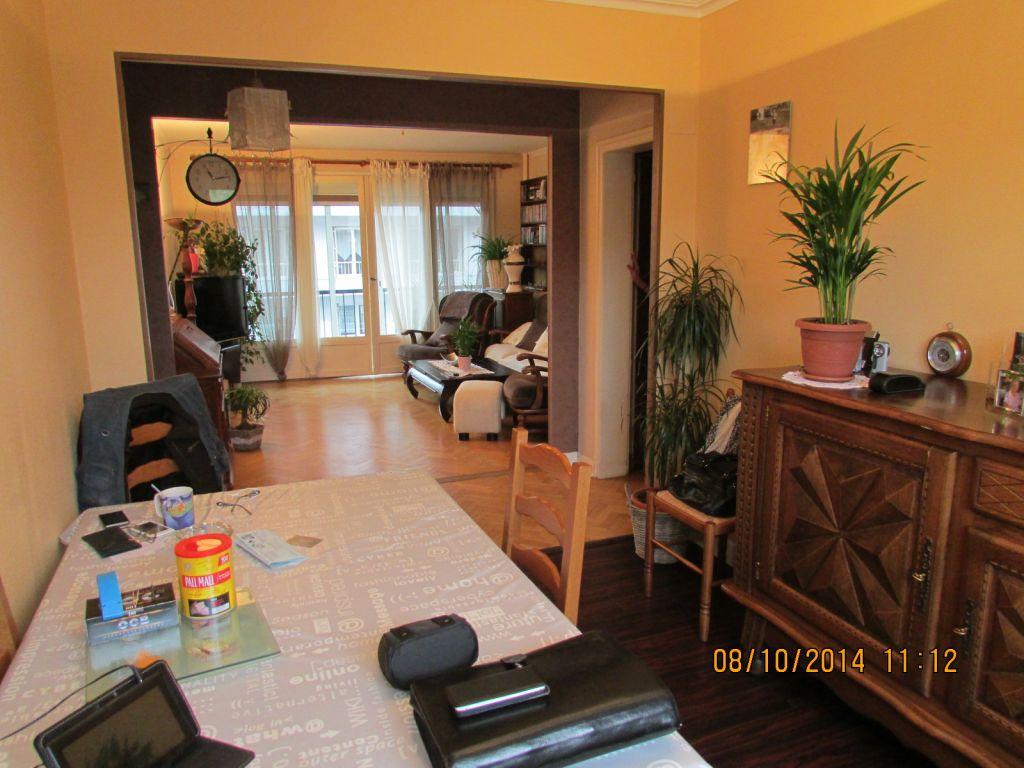 Appartement Aurillac 3 pièce(s) 69 m2 balcon