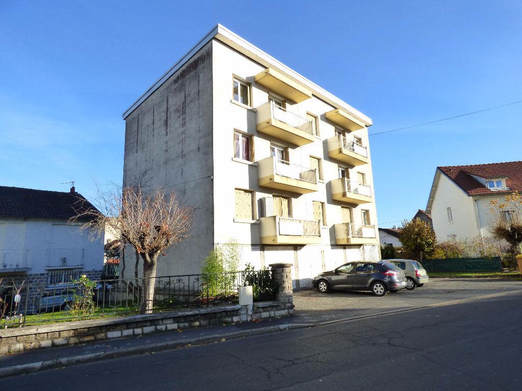 Appartement 15000 3 pièce(s) 55 m2 2 balcons garage cave