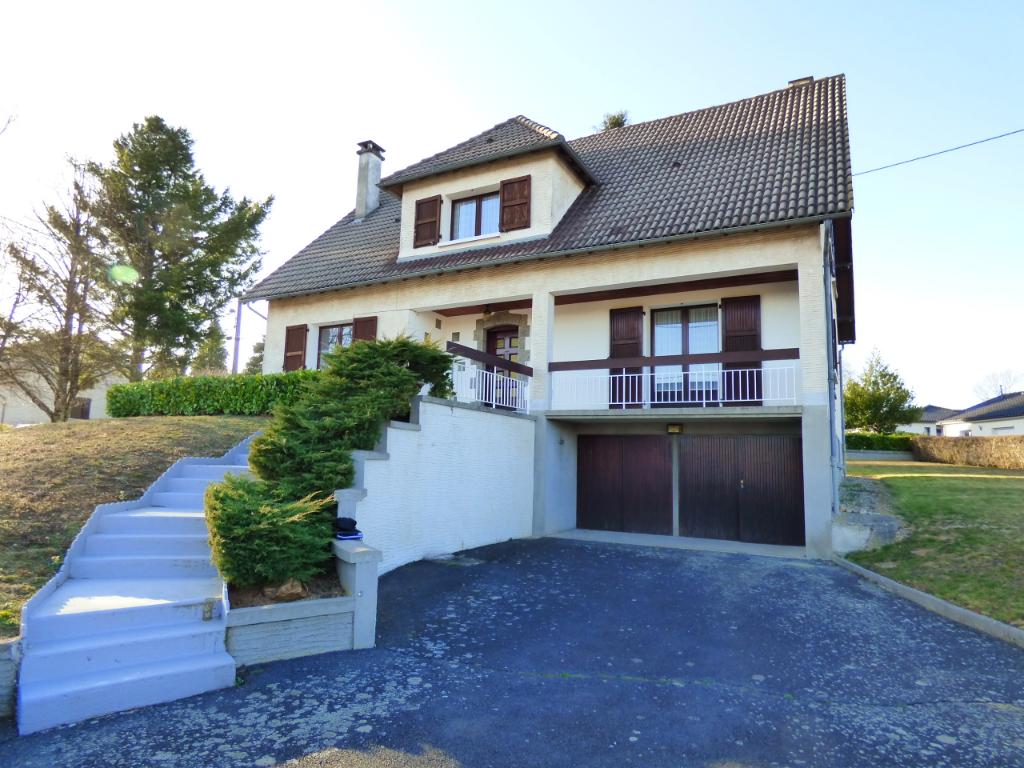 Maison Aurillac 6 pièce(s) 170 m2  SOUS SOL TOTAL