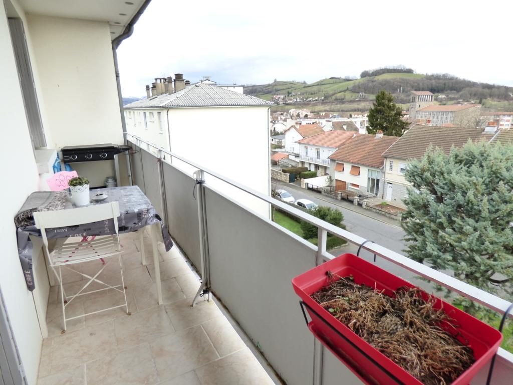 Appartement Aurillac 4 pièce(s) 85 m2