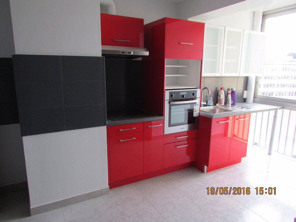 Appartement Aurillac 5 pièce(s) 105 m2  2 balcons garage